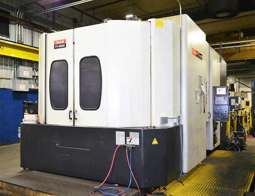 Mazak-Mazatech-FH-8800-CNC-Horizontal-Machining-Center