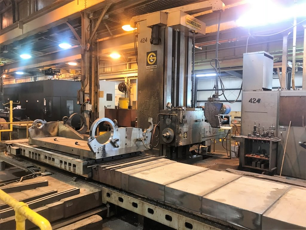 Giddings-&-Lewis-H60T-6-CNC-Table-Type-Horizontal-Boring-Mill