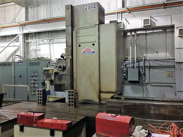 Butler-Elgamill-CNC-Horizontal-Boring-Mill