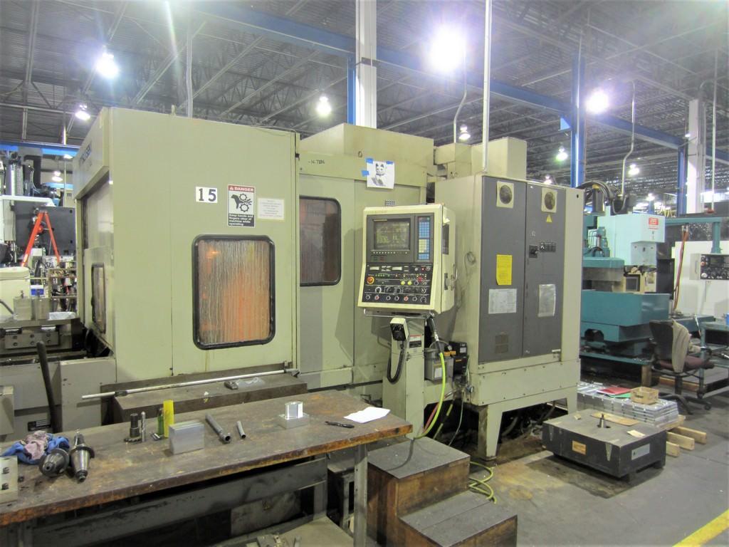 Mitsui-Seiki-HS5A-4-Axis-CNC-Horizontal-Machining-Center