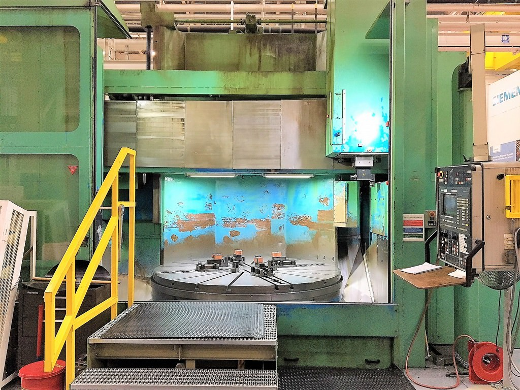 98-Dorries-Sharmann-Contumat-2-VCE-2800-250-CNC-Vertical-Boring-Mill