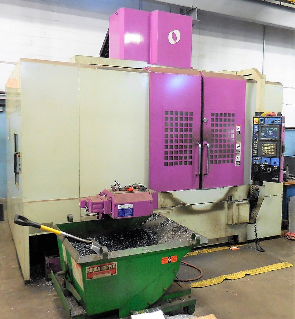 Makino-V-77-High-Speed-CNC-Vertical-Machining-Center
