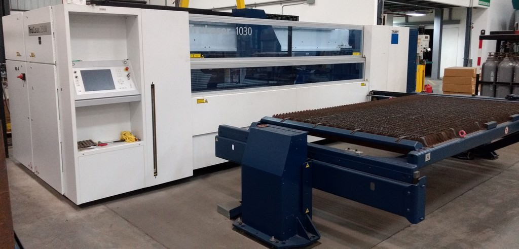 Trumpf-TruLaser-1030-CNC-Flying-Optic-Laser