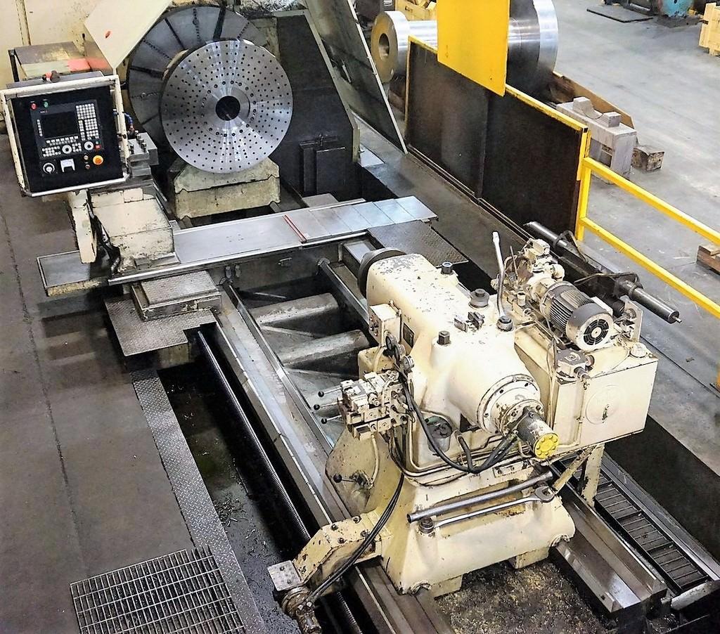 80-x-160-American-CNC-Boring-&-Turning-Lathe