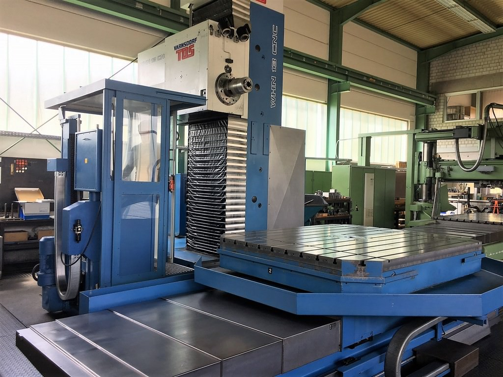 Tos-WHN-13-5.12-CNC-Table-Type-Horizontal-Boring-Mill