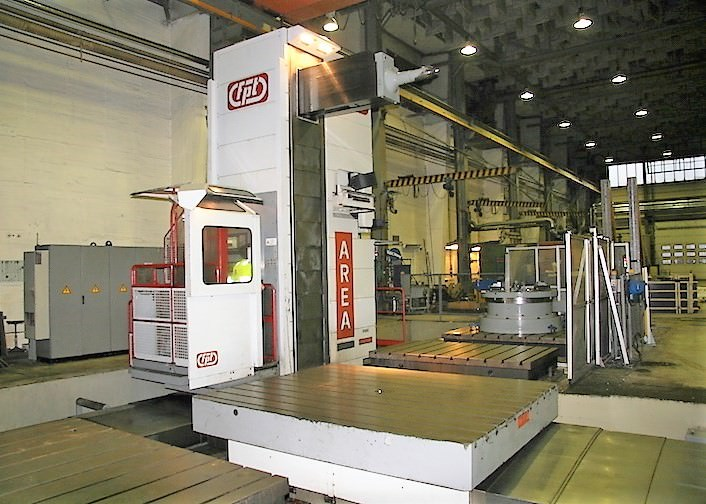FPT-Area-EV100-CNC-Ram-Type-Travelling-Column-Horizontal-Milling-Machine