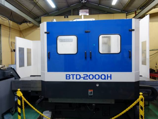 Toshiba-BTD-200QH-CNC-Table-Type-Horizontal-Boring-Mill
