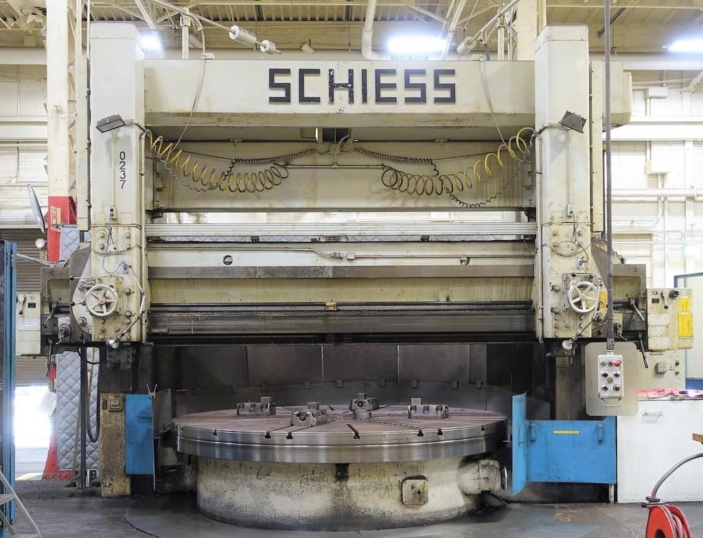 118-Schiess-KZ300-Vertical-Boring-Mill