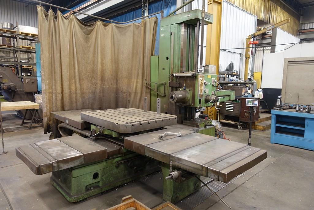 Wotan-B-105-S-4.13-Table-Type-Horizontal-Boring-Mill