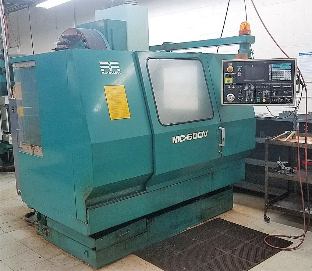 Matsuura-MC-600V-CNC-Vertical-Machining-Center