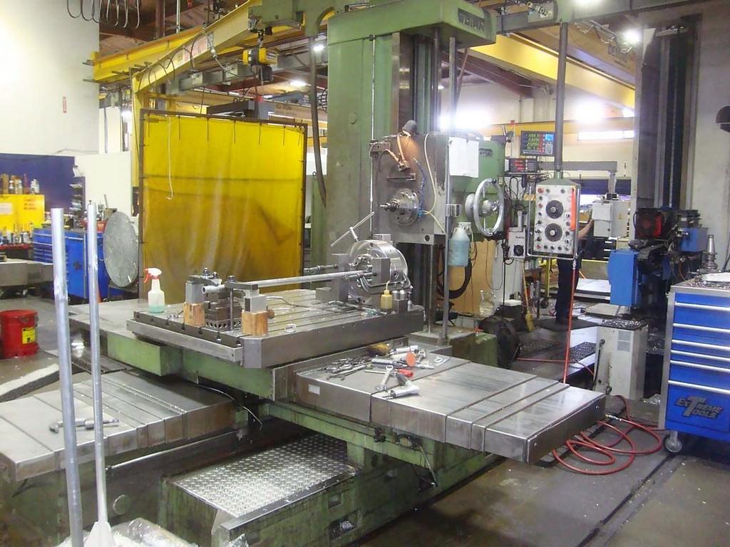 Wotan-B105-120M-Table-Type-Horizontal-Boring-Mill