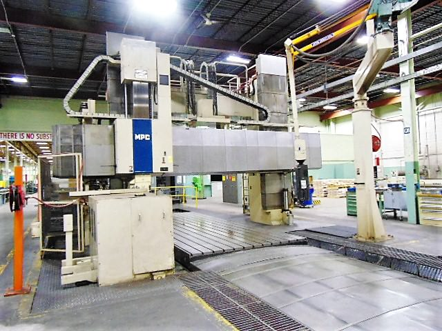 TOSHIBA-MPC-3680B-CNC-5-Face-Double-Column-Vertical-Machining-Center