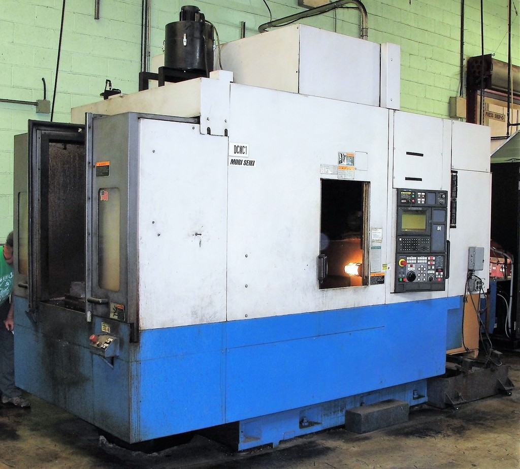 Mori-Seiki-GV-503-CNC-Vertical-Machining-Center