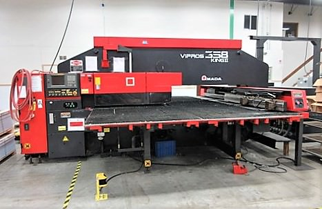 Amada-Vipros-358-King-II-CNC-Turret-Punch-Press