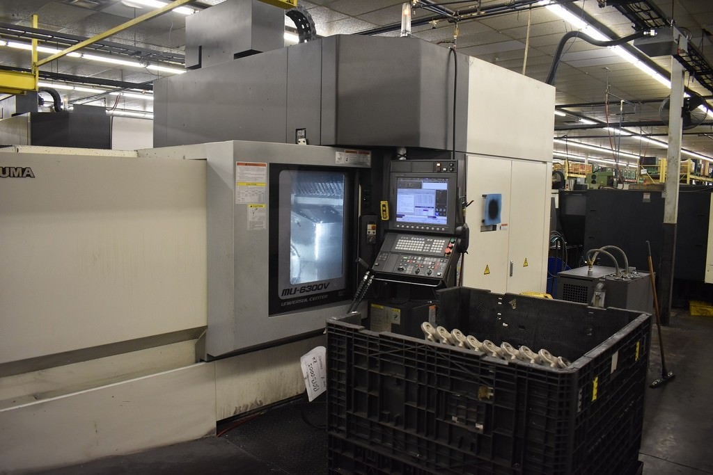 Okuma-MU-6300V-CNC-5-Axis-Vertical-Machining-Center
