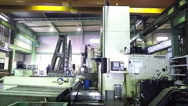 Toshiba-BTD-130H.R22-CNC-Table-Type-Horizontal-Boring-Mill