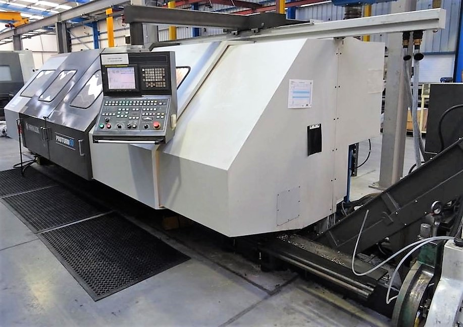 Hankook-Proturn-60-x-4000-CNC-Turning-Center