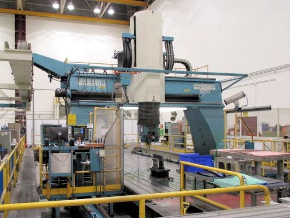 CINCINNATI-5-Axis-Gantry-Milling-Machine
