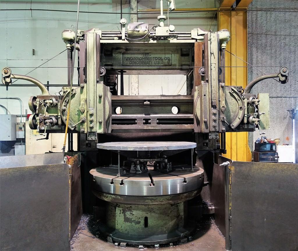 King-72-Vertical-Boring-Mill