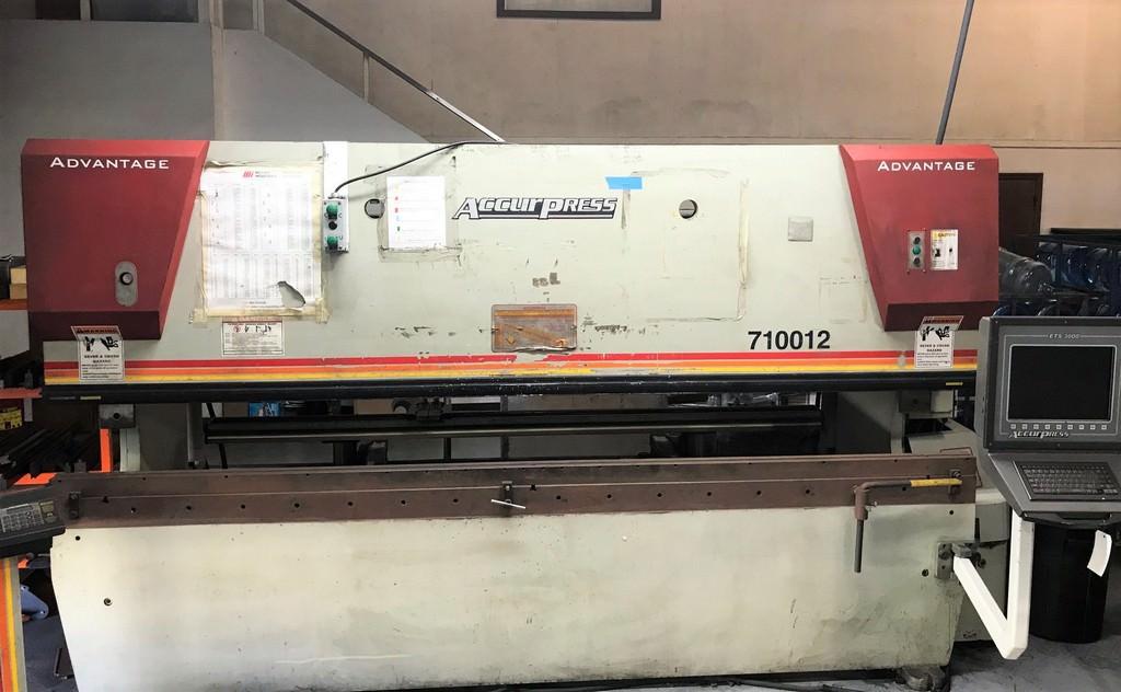 Accurpress-7-100-12-100-Ton-3-Axis-CNC-Hydraulic-Press-Brake