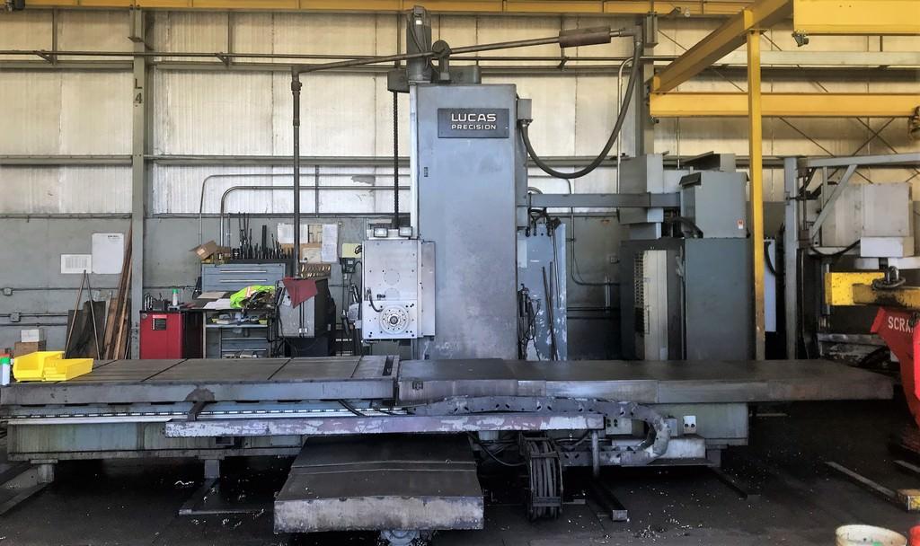 Lucas-30T-CNC-Table-Type-Horizontal-Boring-Mill