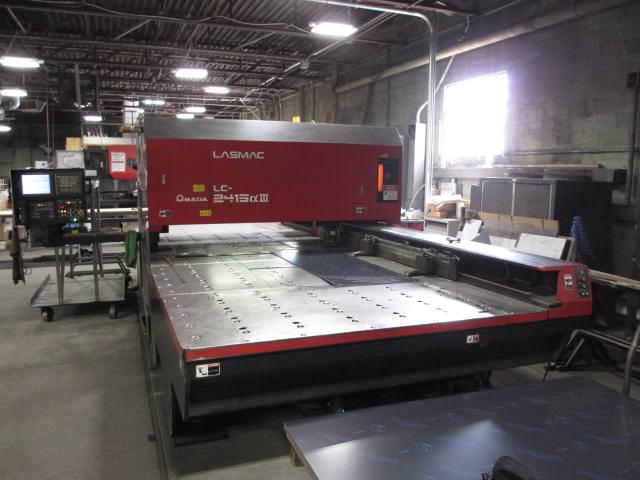 2000-Watt-Amada-Hybrid-CNC-Laser-Cutting-System