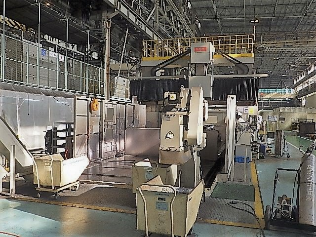 SNK-RB-350F-5-Axis-Double-Column-Vertical-Machining-Center