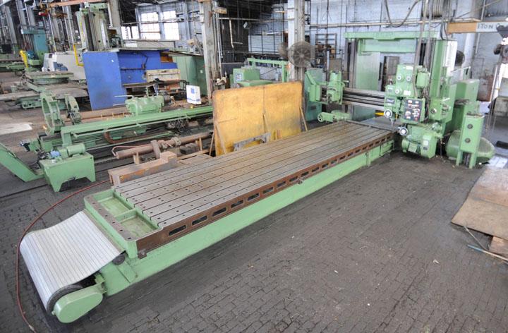 Large Capacity Machining & Fabricating Facility   Prestige