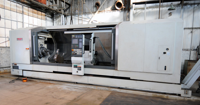 Large Capacity Machining & Fabricating Facility | Prestige