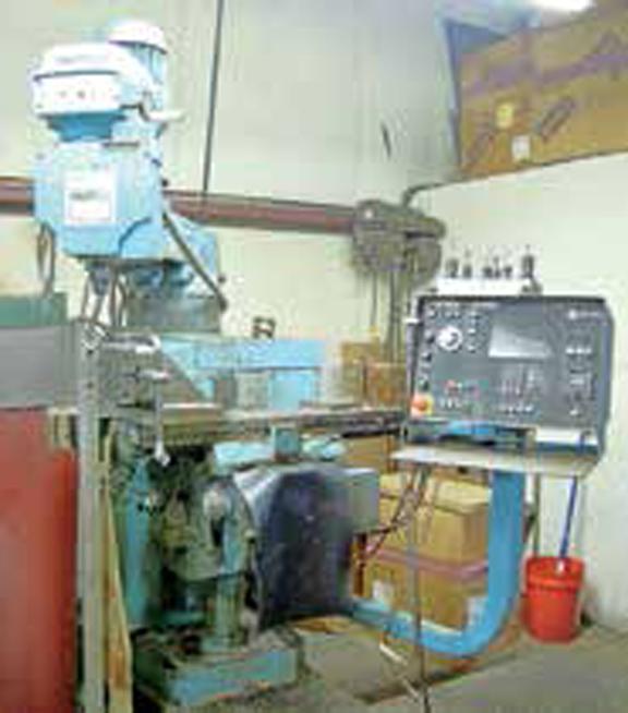 CNC Machining & Toolroom Facility | Prestige Equipment