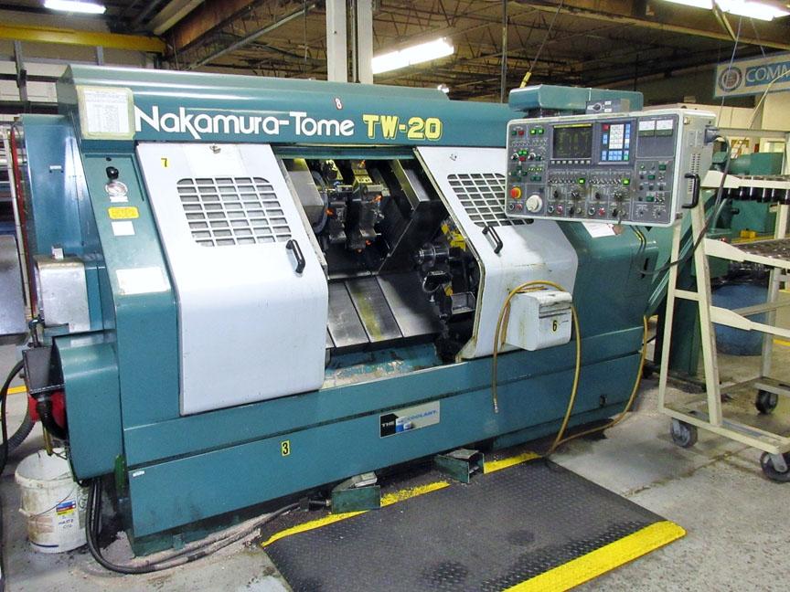 mazak nakamura tome matsuura cnc multi axis turning horizontal rh prestigeequipment com Mazak Vtc-41M Mazak Operating Manual