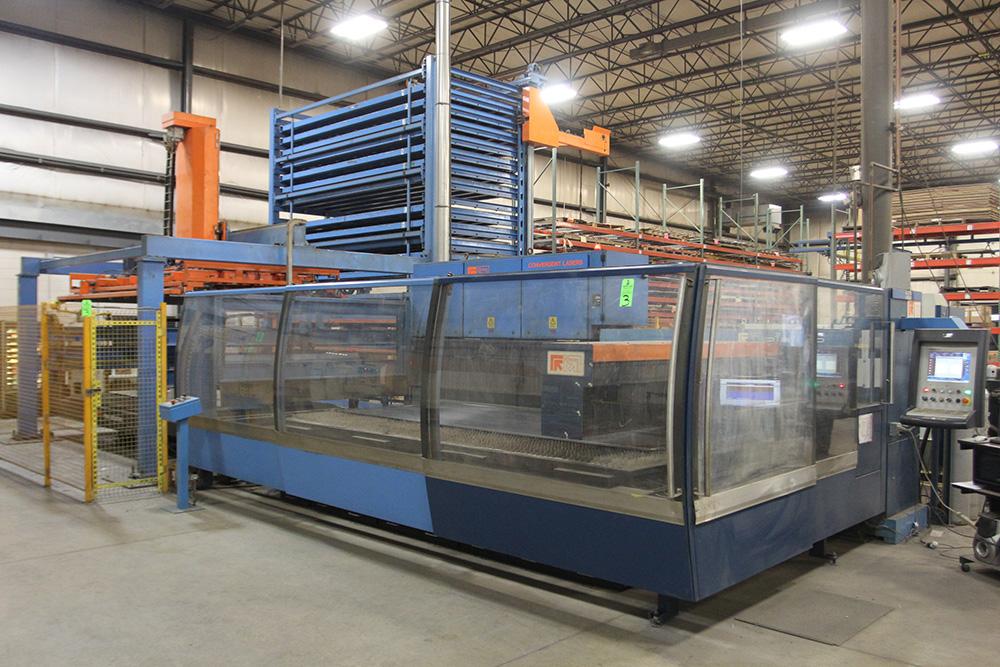 Pristine Late Model Steel Fabricating Assets Prestige