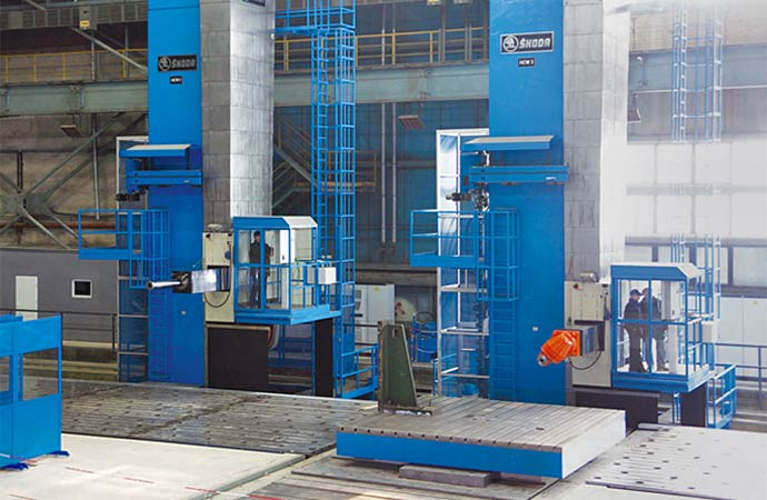 Skoda Machine Tools
