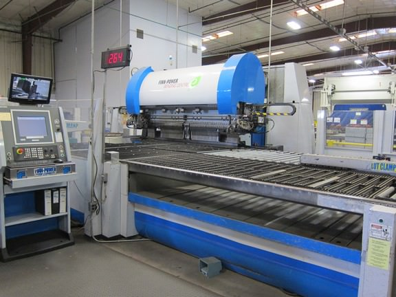 100″ Bend Length, Fully Tooled, Siemens 840D CNC #27971