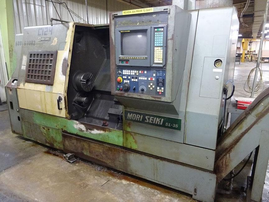 Surplus Equipment Of Weatherford - Plant Closed!   Prestige Equipment
