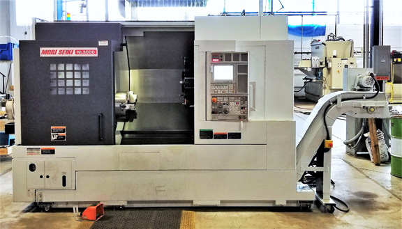 DMG MORI SEIKI NL3000Y/700 CNC Turning Center #28562