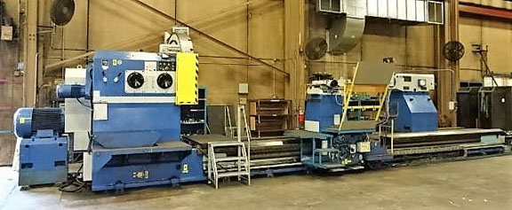 Large Capacity CNC & Conventional Lathes
