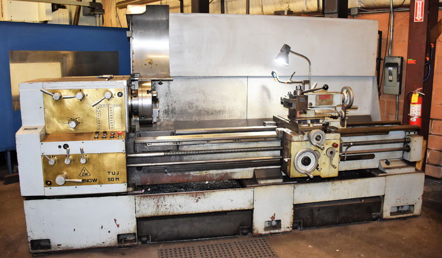 Surplus Equipment to Custom CNC Shop Including Mazak, Makino, Haas