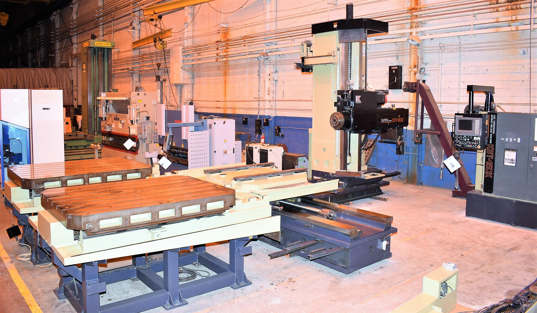 CNC Table Type CNC Boring Mill