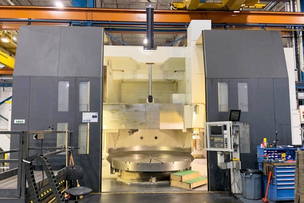 Used CNC Vertical Boring Mill