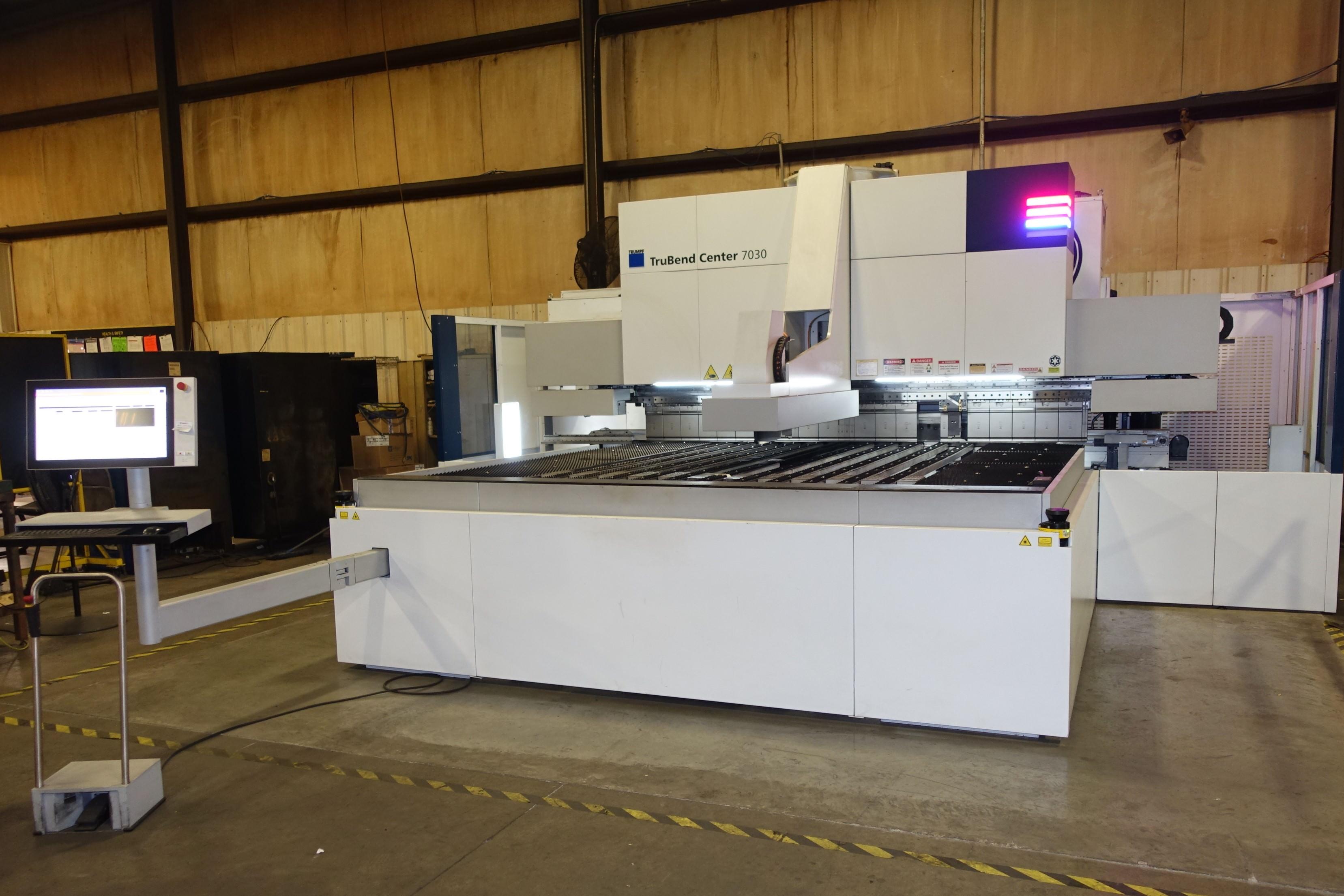 Used CNC Panel Benders