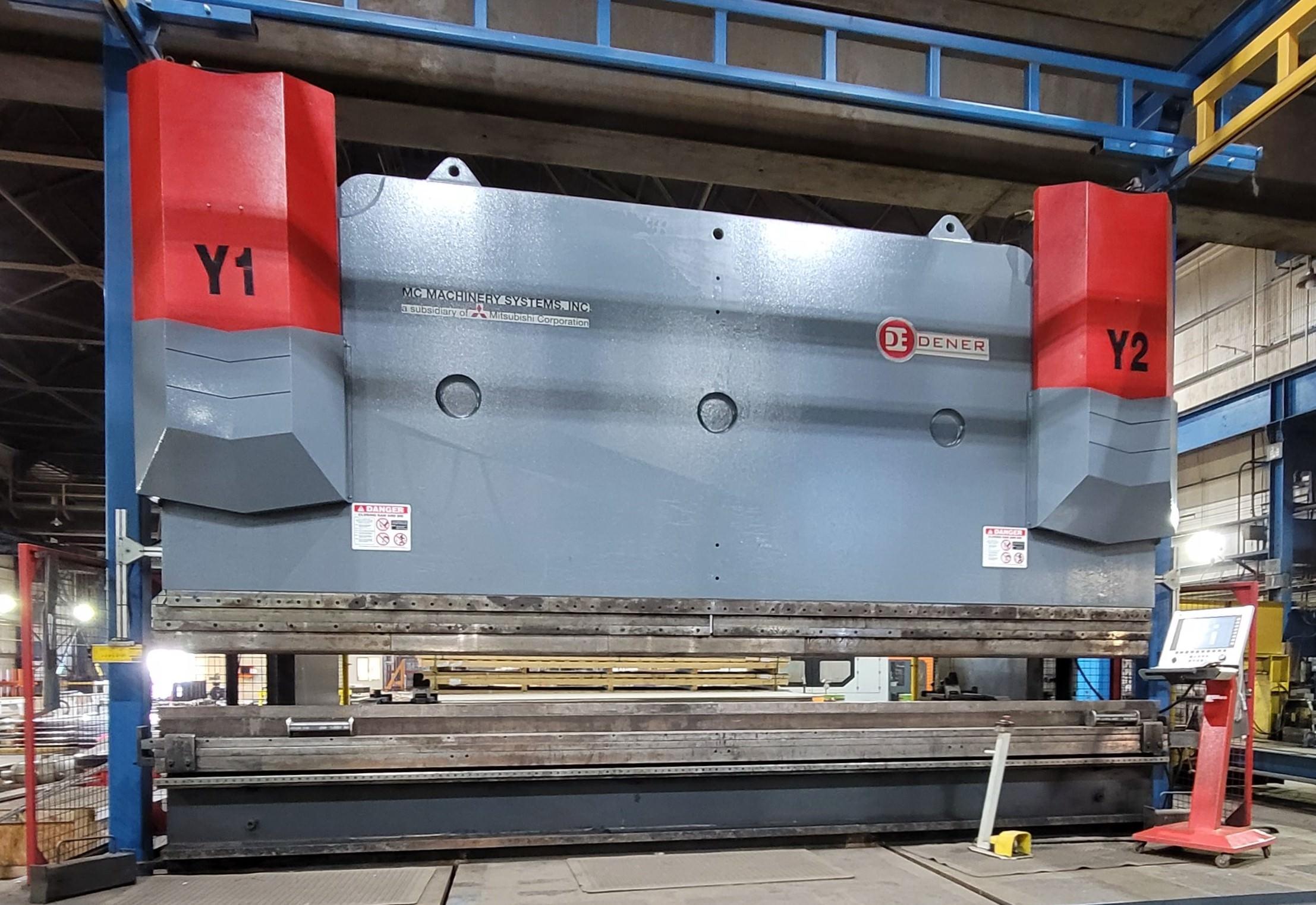 Used CNC PRESS BRAKES